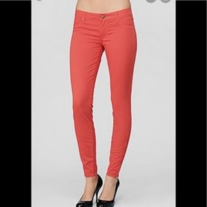 Rich & Skinny Coral Jeans